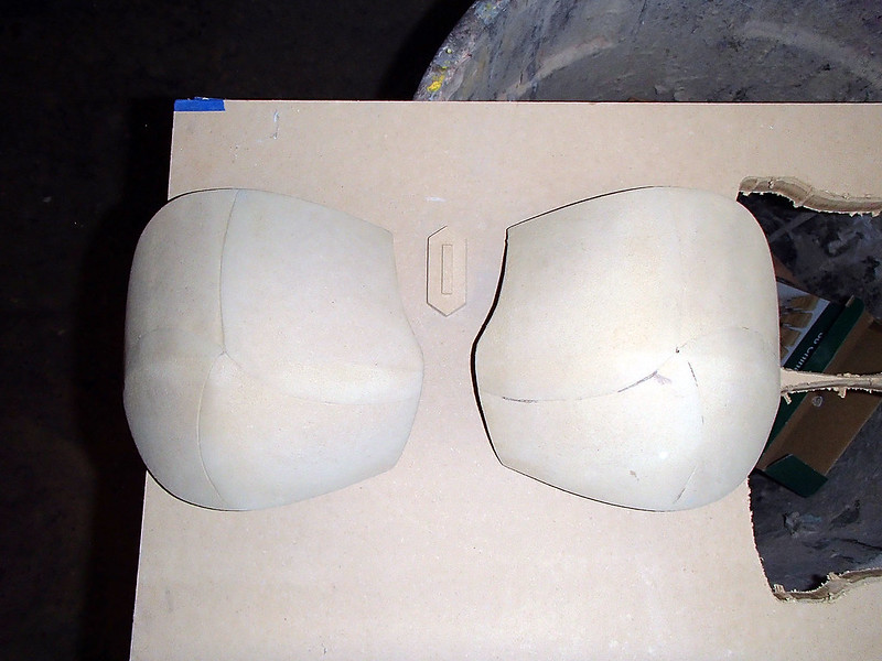 Nite Owl Boobs Assembled