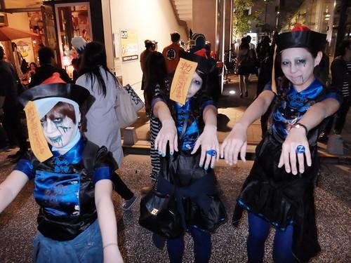 Nakameguro Blue Halloween 33