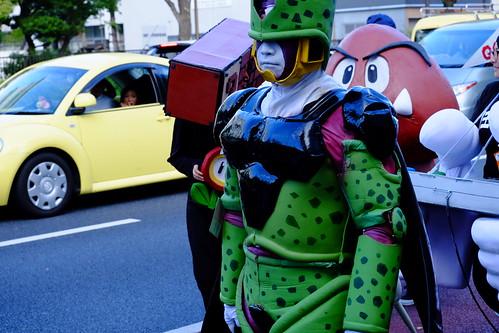 Kawasaki Halloween parade 2014 23