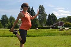 Běh v těhotenství: Druhý trimestr si užívejte