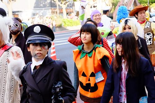 Kawasaki Halloween parade 2014 174