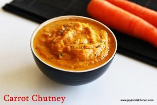 Carrot-Chutney