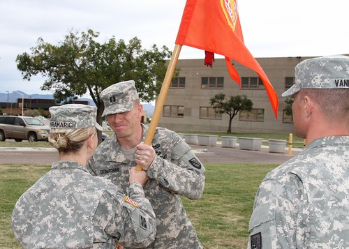 HHC Change of Command
