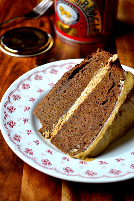 How to Make Treacle Cake