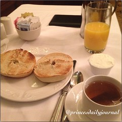 At Parker House. www.princesdailyjournal.com #princeinthecity #princesdailyjournal #breakfast #work #study #play #Law #lawyer #LawSchool