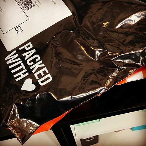 Jeej, het 1e pakketje is er! #Zeb #onlineshopping