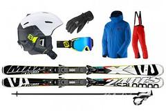 Šaty dělaj člověka, Salomon lyžaře!