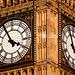 London Big Ben Face by davidgutierrez.co.uk