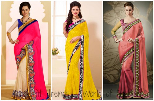 14 Most Elegant Saree Designs - Saree Wearing Tips and Ideas