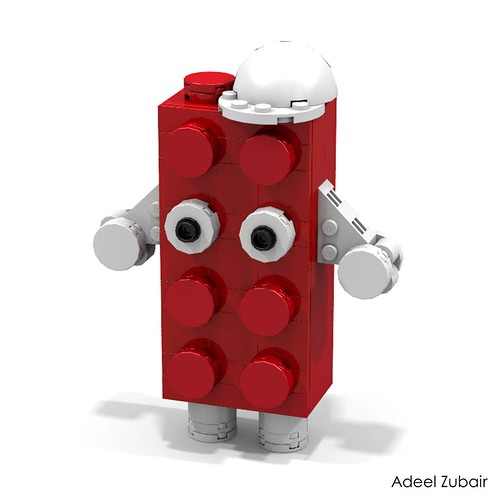Studley – The Official Mascot of BRICK 2014