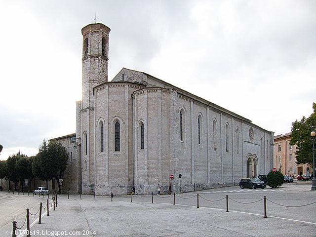 Gubbio - San Francesco