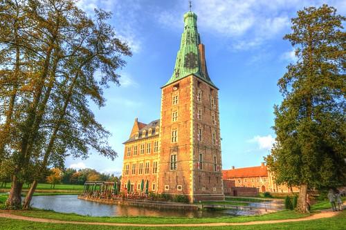 Castle Raesfeld-Germany