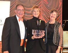 Karen Kauffman Award Recipient
