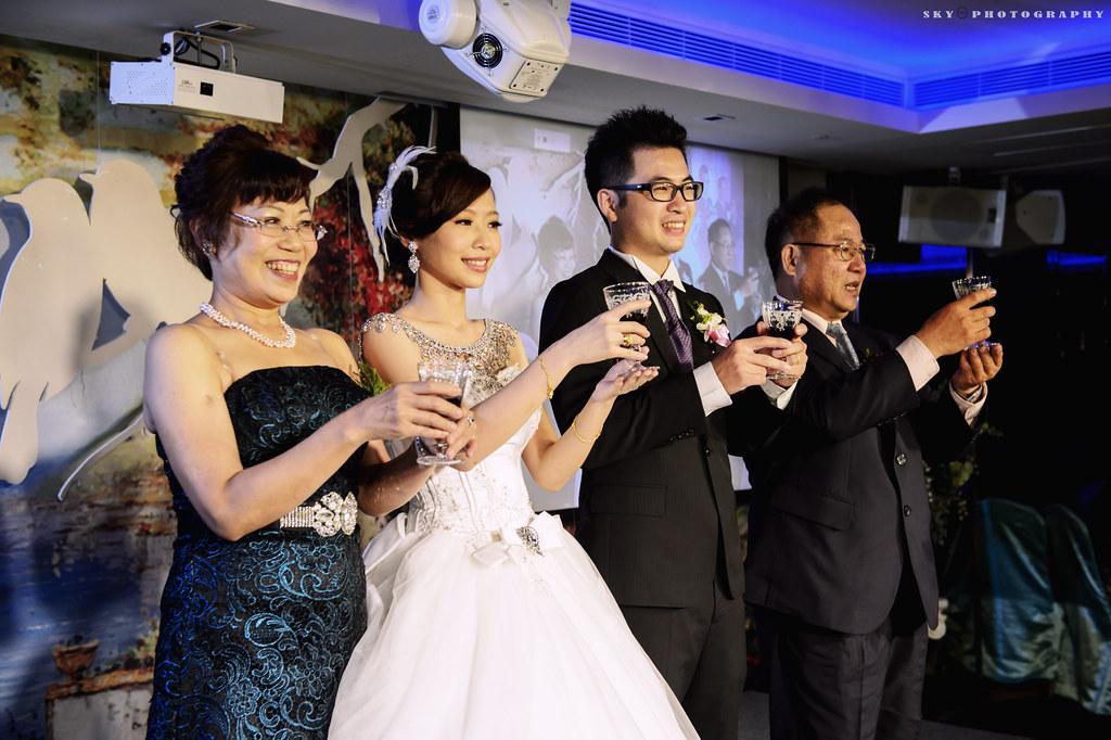 天空婚禮攝影162