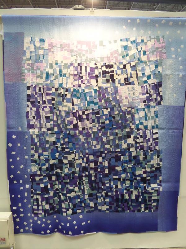 Quilt by Noriko Takeuchi