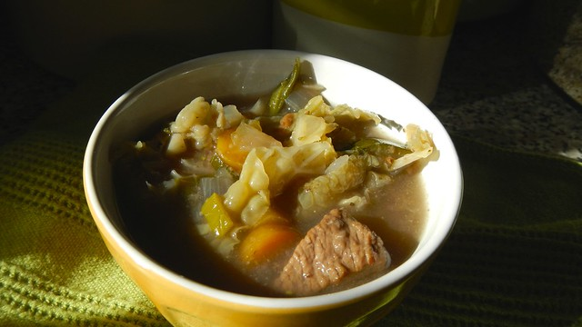 Beef and Cabbage Stew 14
