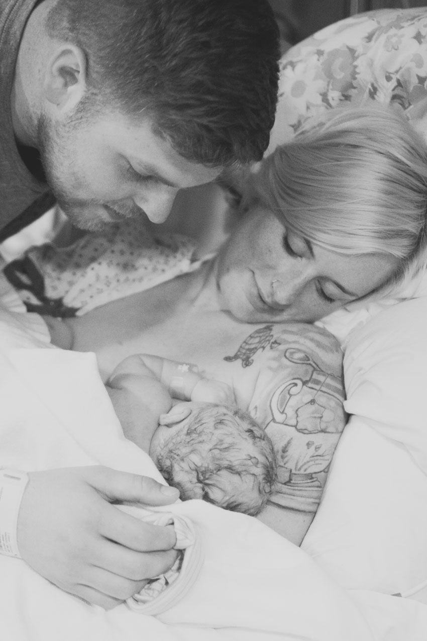 cordelia sue's birth story | indiejane photography