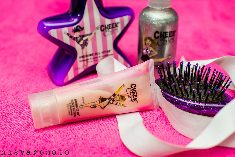 #cheerchics cheer chics hair and body review in_the_know_mom