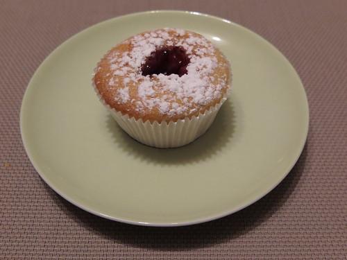 Rührteig-Muffin