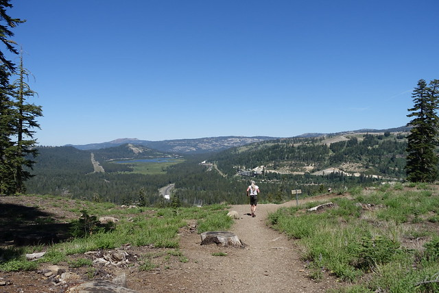 Trail to Donner Pass