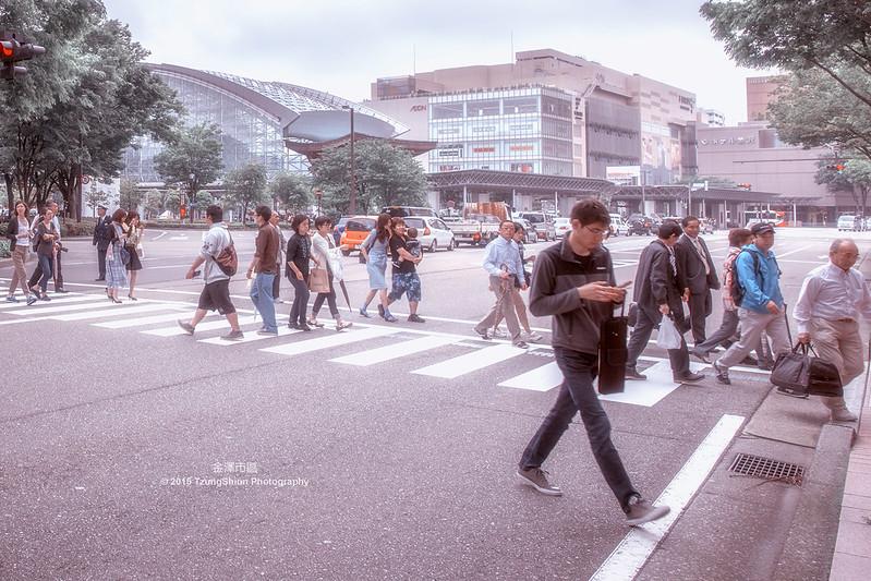 金澤車站前