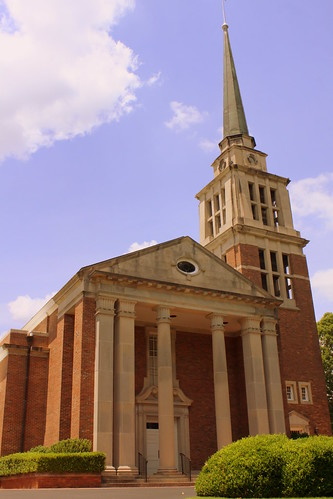 First Presbyterian Church with Carillon - Jackson, TN