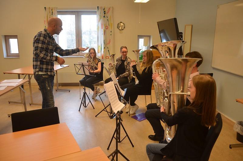 Sektionsrep - Instruktör Magnus Brandseth