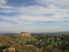 Stoney Point from Garden of the Gods