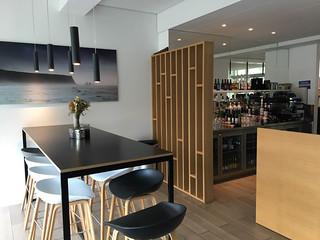 The Storm Hotel Lobby Bar