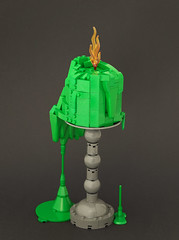Candle by Legopard