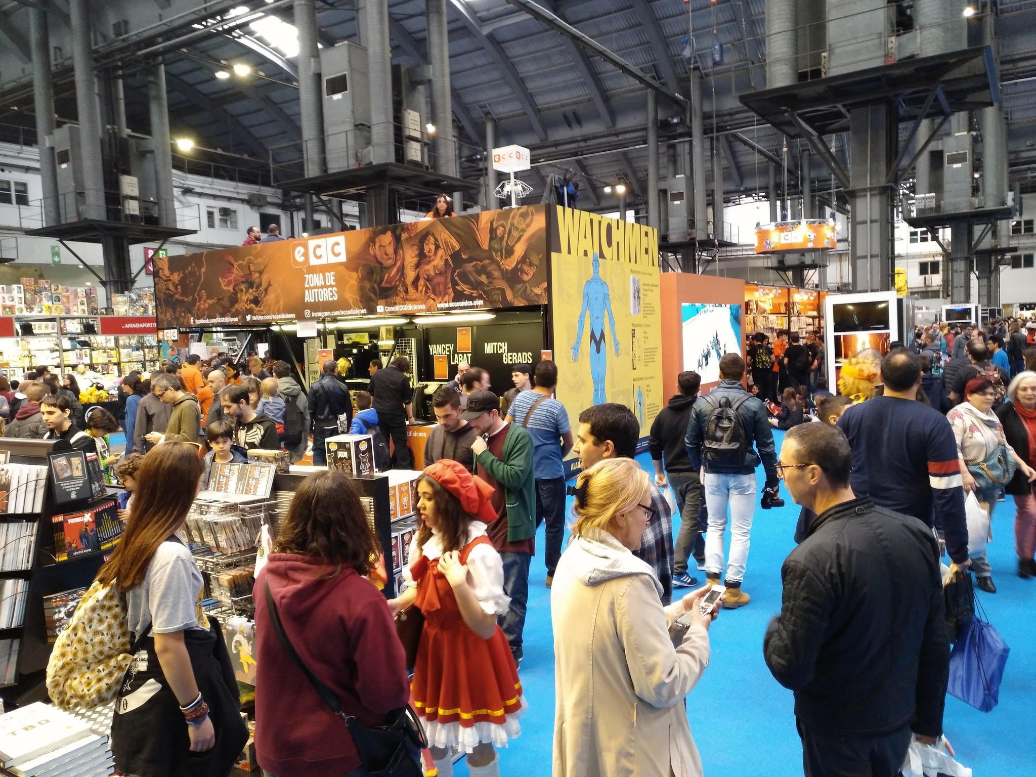 Salon de Comic