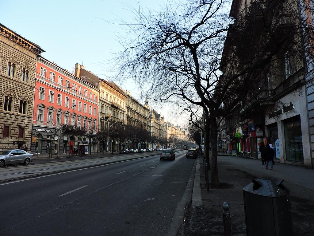 Andrássy Avenue (Andrássy út), Budapest
