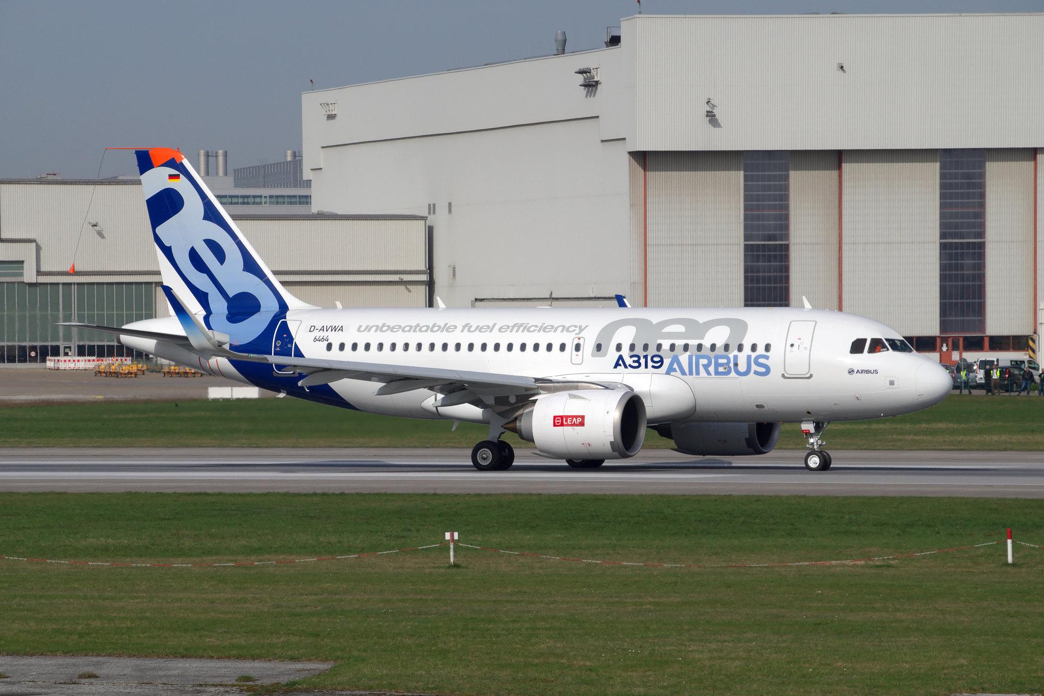 Resultado de imagen para A319neo