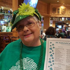 #stpatricksday #lionandrosepub Me having a nice St. Patrick's Day at out British pub and restaurant The Lion and Rose