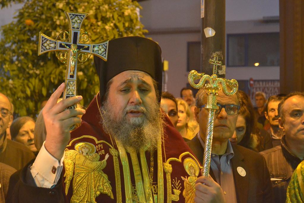 Εορτή Ευαγγελισμού της Θεοτόκου 2017