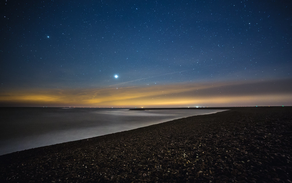 The Sea And The Stars