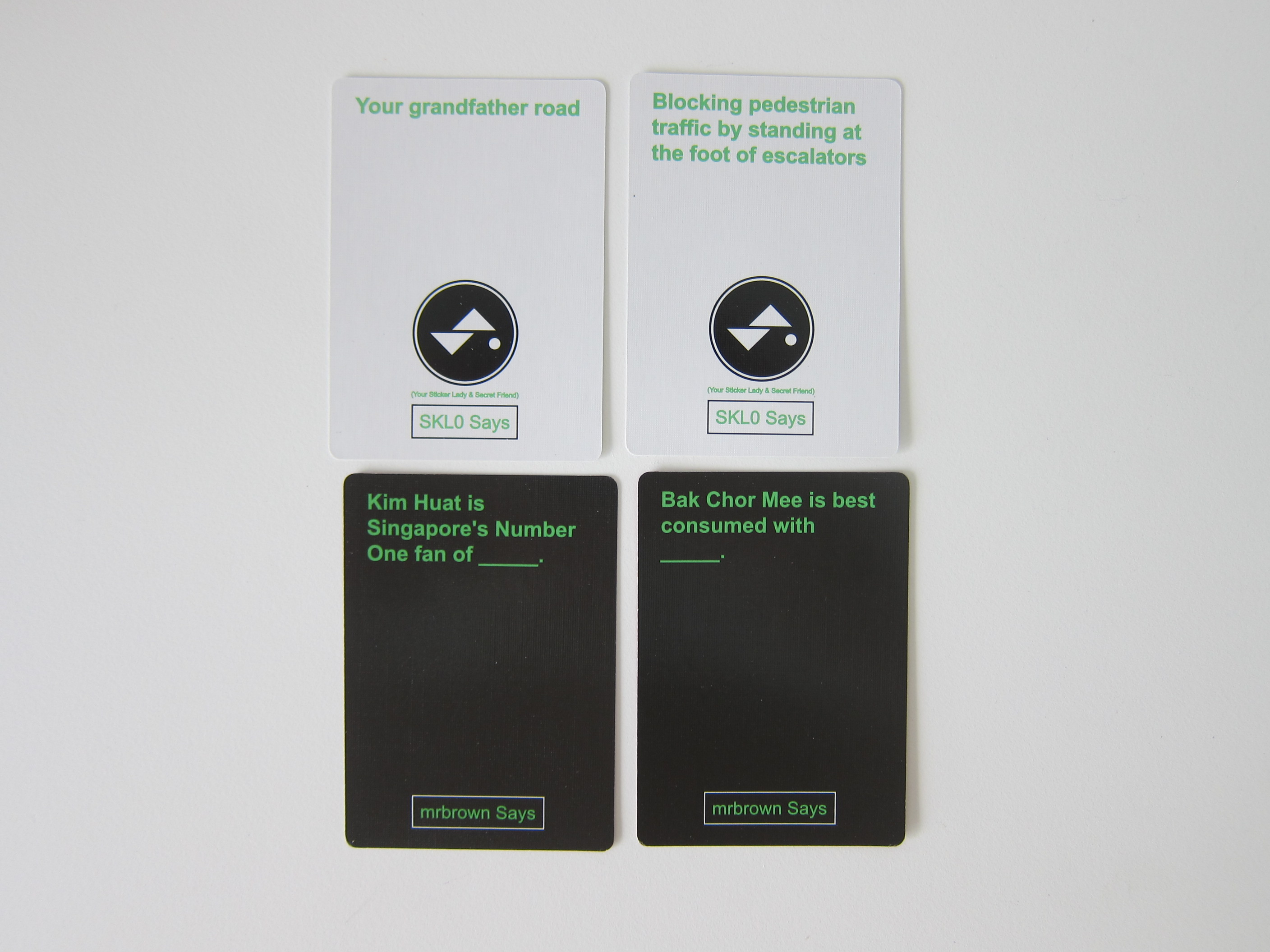 cards against humanity instructions