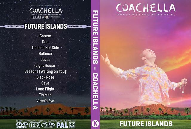 Future Islands - Coachella 2017