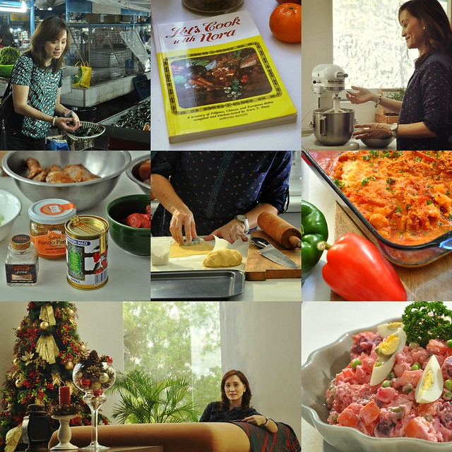 Cooking with Nina Daza