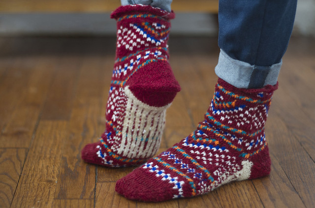 albanian socks!