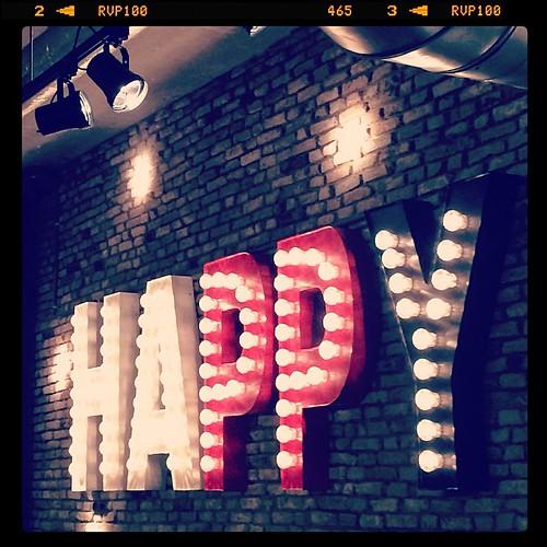 Happy happy happy (in Eindhoven)