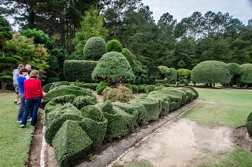 Pearle Fryer Topiary Garden-052