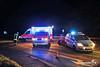 Verkehrsunfall L3274 bei Idstein 17.10.14