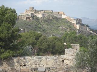 El castillo.