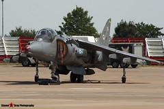 ZD406 - P35 - Royal Air Force - British Aerospace Harrier GR7 - Fairford RIAT 2006 - Steven Gray - CRW_1640