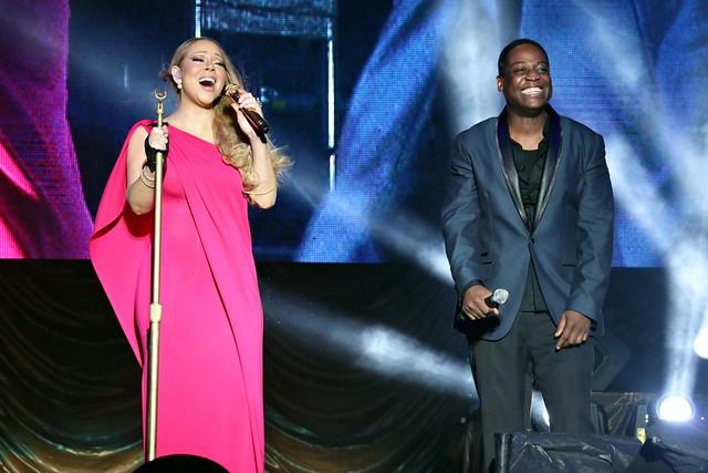 Mariah Carey Konsert di Malaysia 2014