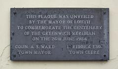 Photo of Black plaque number 32946