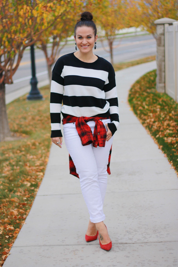Stripes + Plaid