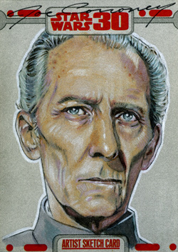 Tarkin by Joe Corroney