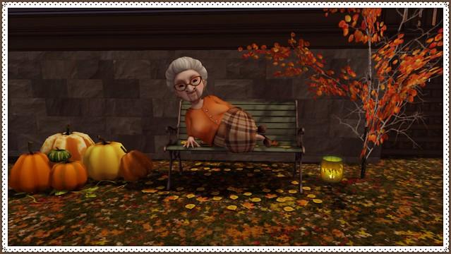 Miss October